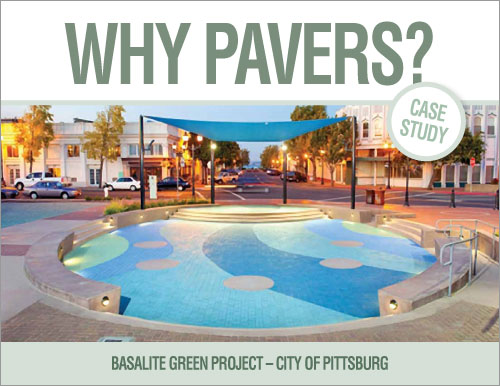 Basalite Green Project - City of Pittsburg