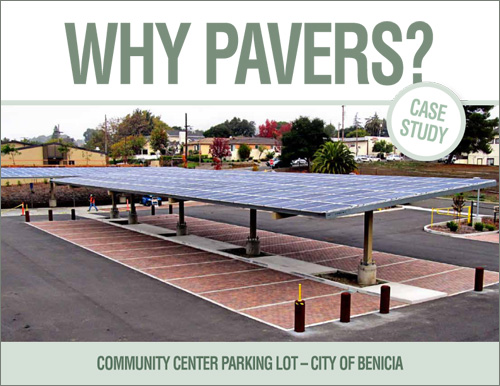 Community Center Parking Lot - City of Benecia